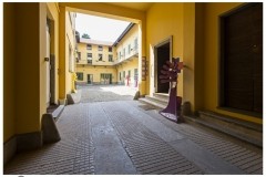 Ingresso in cortile